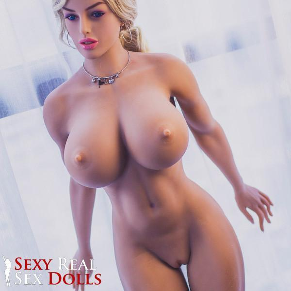 Tiffany Athletic Voluptuous Body Lifelike Sex Doll