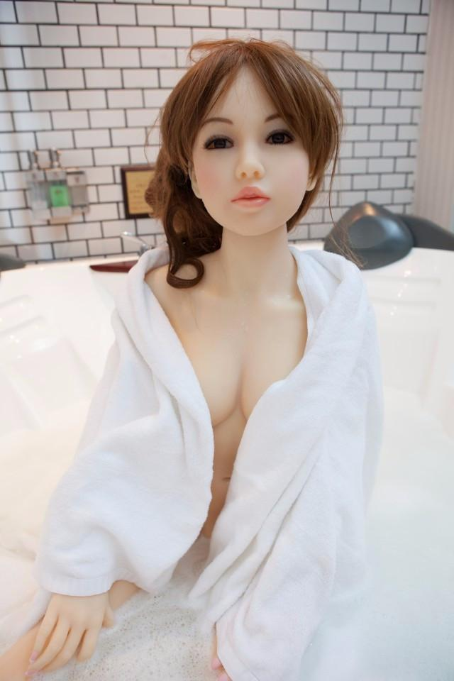 Bridgette Japanese silicone sex doll