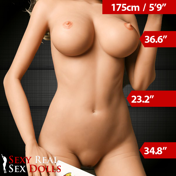 175cm sexdolls with nice big boobs