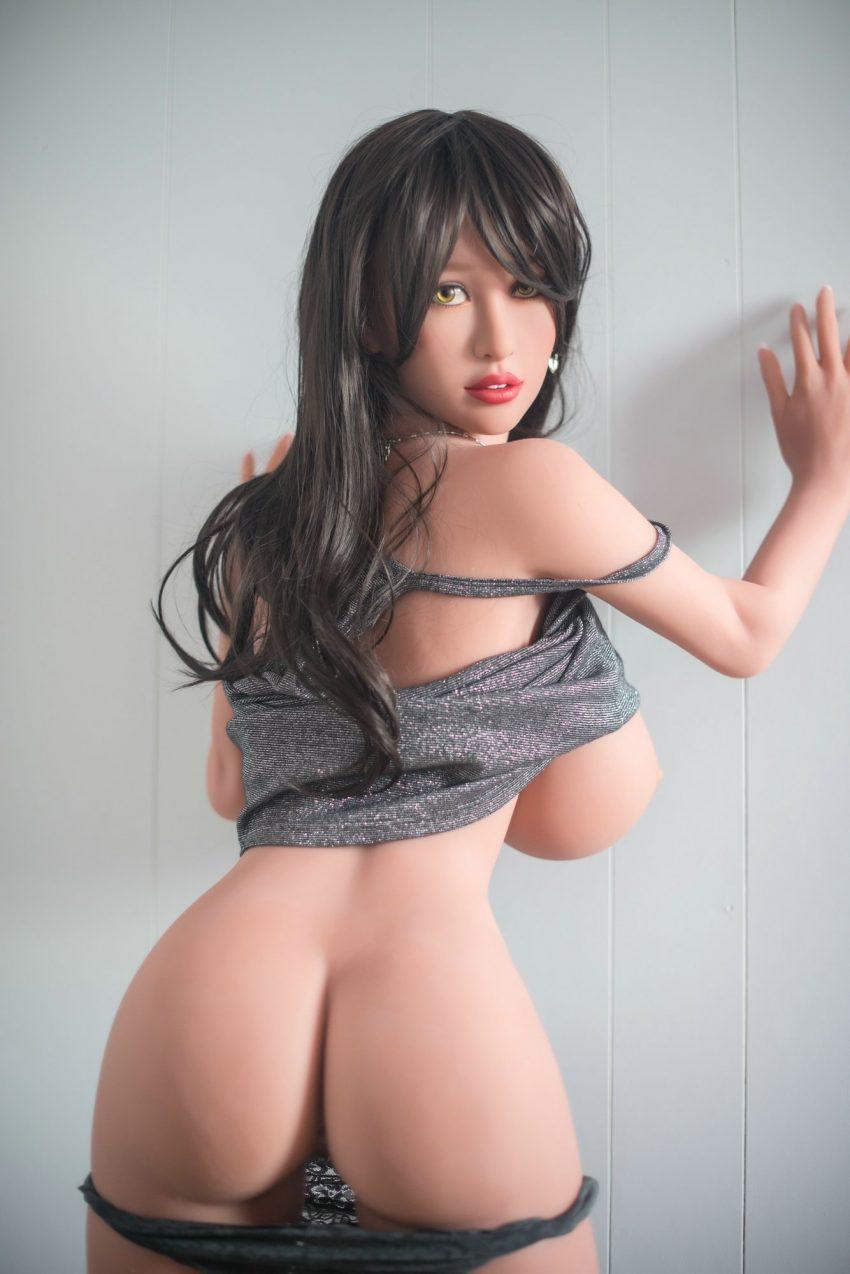 NewBusty Petite Sex Doll Lily