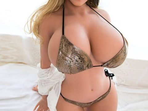 Big Boobs Sex Doll Trina