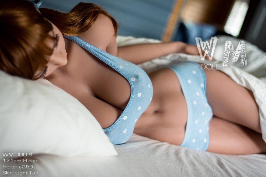 Silicone sex doll Aleksandra