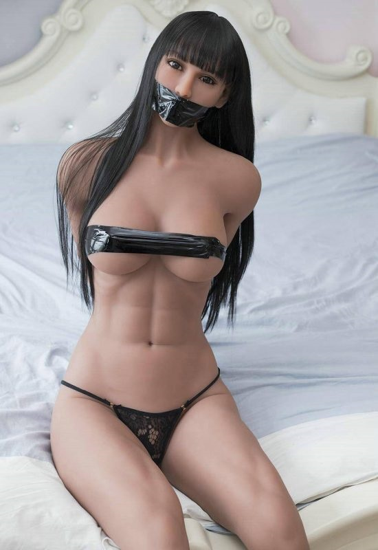 173 cm D-Cup Muscular Sex Doll
